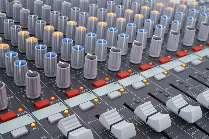 Mixer Powermate Dynacord
