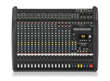Dynacord CMS1600-3 Mixing Desk Made in Germany