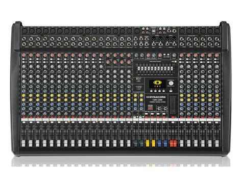Dynacord CMS 2200-3 Mixing Desk Made in Germany