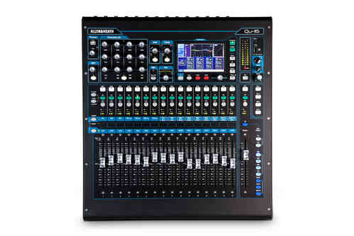 Allen & Heath QU16 Chrome Edition EX Demo