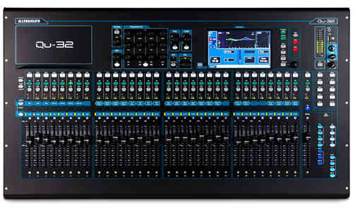 Allen & Heath QU 32 Chrome Edition
