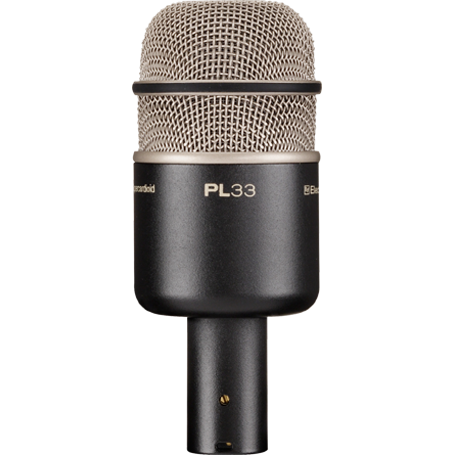 Electro-Voice PL-33 Dynamic Microphone