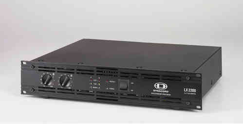 Dynacord LX2200 Power Amplifier