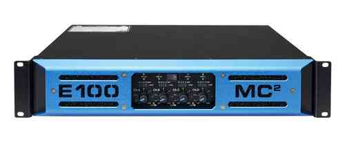 MC2 E100 2 x 3700W  Power Amplifier