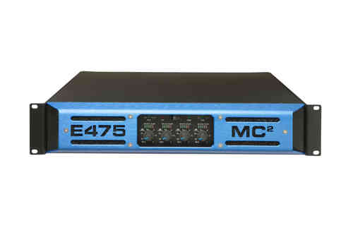 MC2 E4-75 4x 900W Power Amplifier