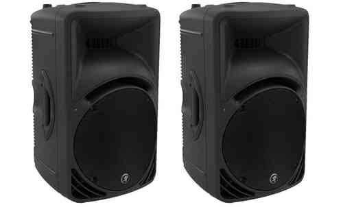 Mackie SRM450 V3 Pair Active Speakers