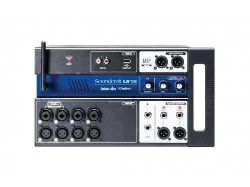 Soundcraft SCR0592 UI 12 - Digital Mixing System