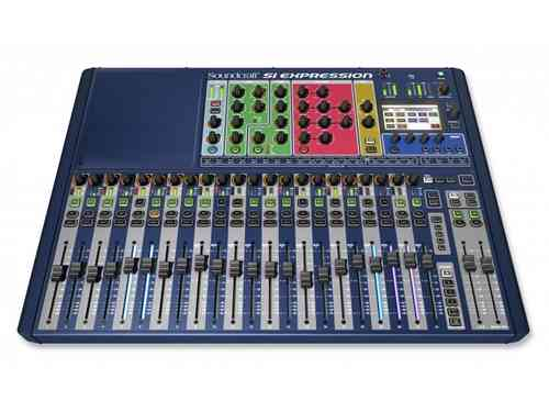 Soundcraft Si expression 2 Digital Live Sound Mixer SCR0563
