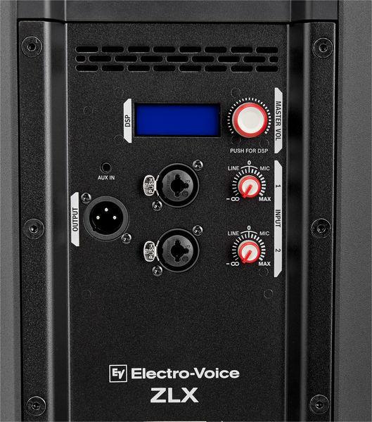 electro voice zlx 15p 1000 watt active pa speaker concert sound