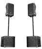 Electro-Voice 2x ELX200-12P & 2x ELX200-18SP Package