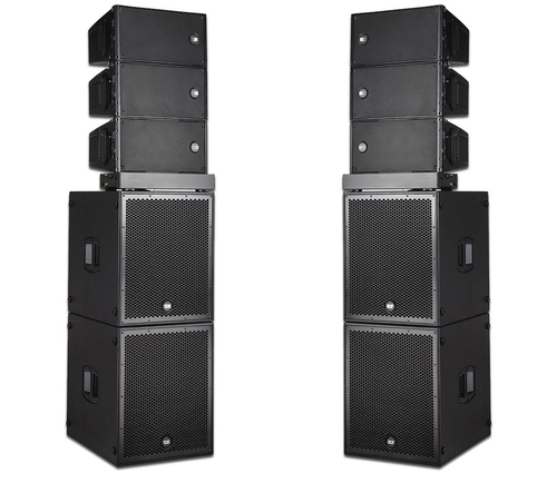 RCF HDL10a Line Array System