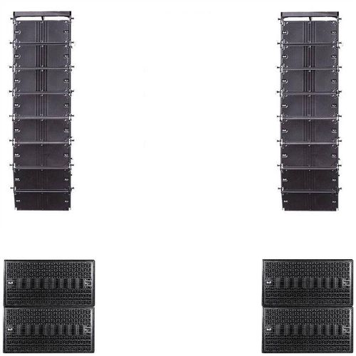 dB Technologies DVA K5 Line Array 8 a side