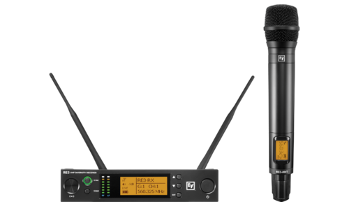 Electro-Voice RE3-RE420 Wireless Microphone System