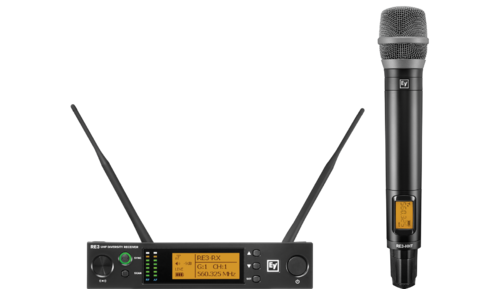 Electro-Voice RE3-RE520 Wireless Microphone System